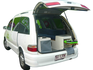 Jucy Car Rental And Campervan Hire Melbourne