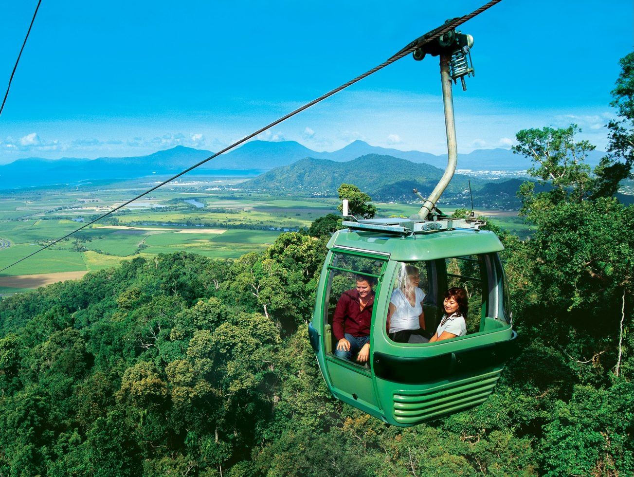 Skyrail scenic cableway