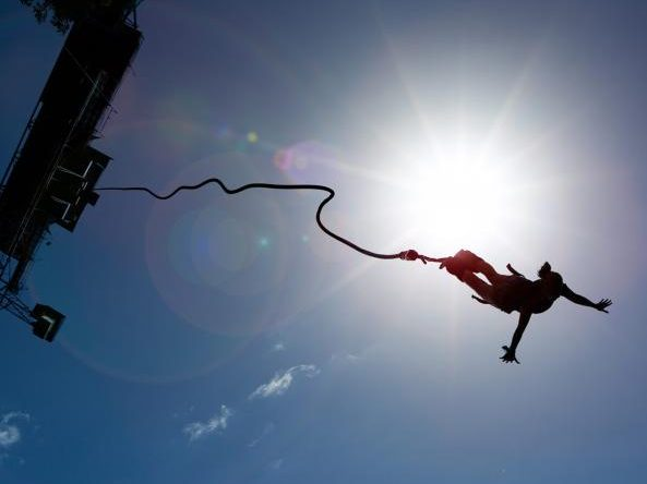 bungy-jump