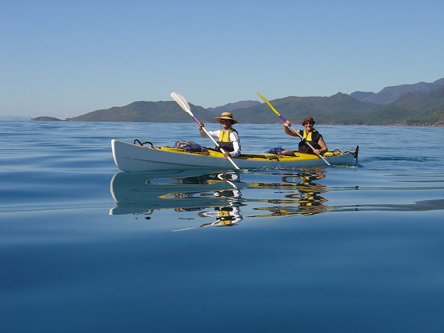 Sea Kayaking Cairns